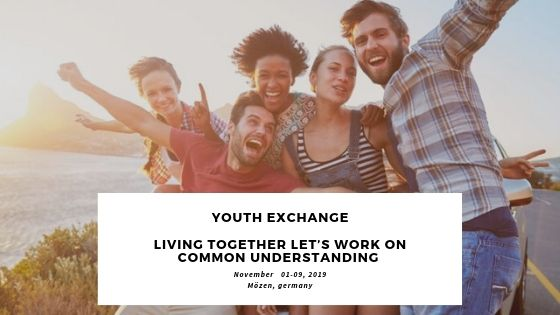 "Youth Exchange ""Living Together: Let's Work On Common Understanding"" In Mözen, Germany"
