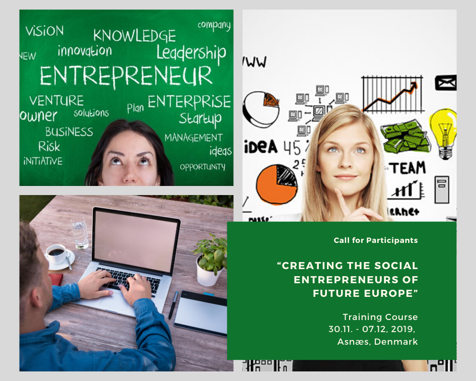 Creating The Social Entrepreneurs Of Future Europe