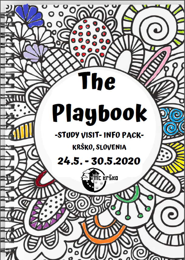 "Study Visit: ""The Playbook"" 24 – 30 May, 2020 – Krško, Slovenia"