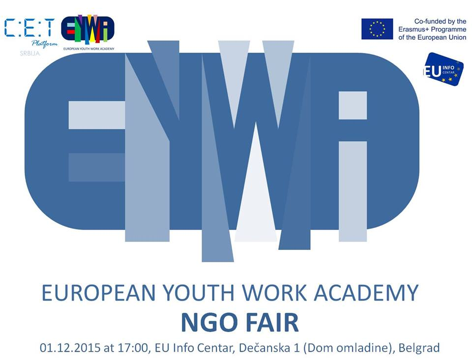 "CET Platform Has Hosted The Last Activity Of European Youth Work Academy – ""Training Of Trainers"""