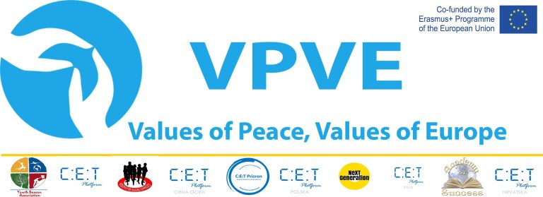 Values Of Peace, Values Of Europe
